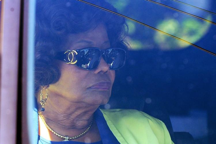 La mère de Michael Jackson, Katherine, a obtenu... (Photo: AFP)