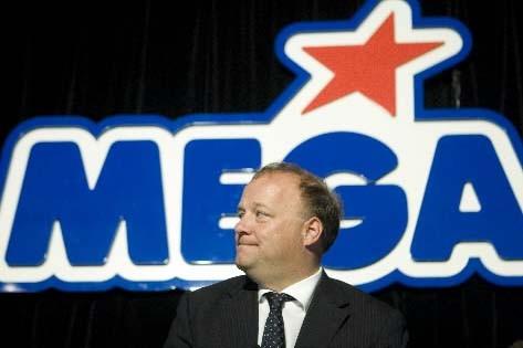 Marc Bertrand, Chef de la direction de Mega... (Photo Ivanoh demers, La Presse)