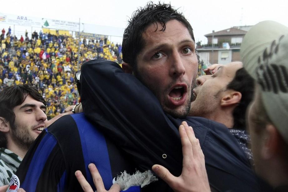 Marco Materazzi... (Photo:  AFP)