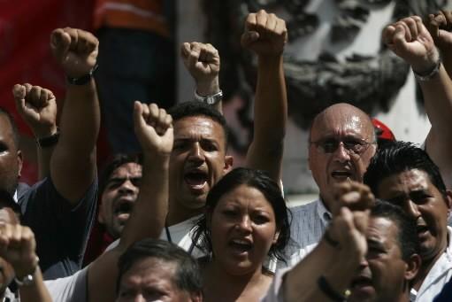 Dans les quartiers pauvres de Tegucigalpa, la population... (Photo: Reuters)