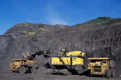 La plus importante société minière... (Photo fournie par Teck Resources)