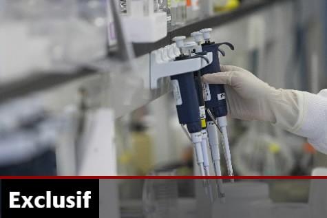 Les cinq laboratoires québécois qui peuvent... (Photo: David Boily, La Presse)