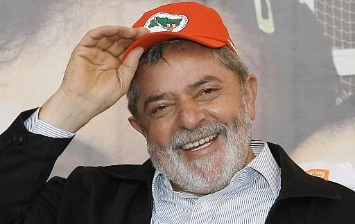 Le président du Brésil, Luiz Inacio Lula da... (Photo : AFP)
