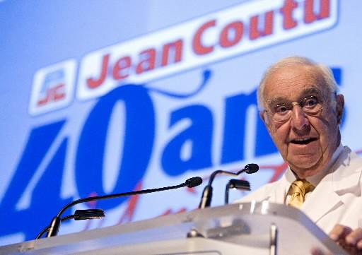 Jean Coutu, fondateur et président du conseil d'administration... (Photo: François Roy, La Presse)
