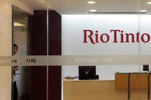 Les bureaux de Rio Tinto à Shangai.... (Photo Reuters)