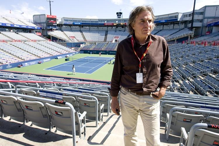 Le patron de la Coupe Rogers à Montréal,... (Photo: François Roy, La Presse)