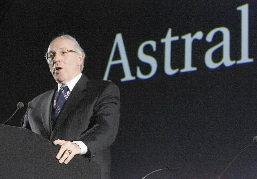 Ian Greenberg, PDG d'Astral Media... (Photo Canadian Press)