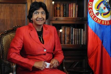 La Haut commissaire de l'ONU pour les droits... (Photo: AFP)