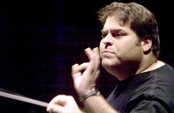 Jean-Marc Zeitouni dirigera ce soir une seule oeuvre:... (Photo: Patrick Sanfaçon, La Presse)