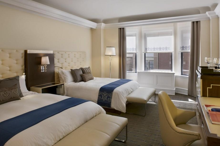 Description : Cet hôtel de style... (Photo: The Carlton on Madison Avenue)