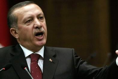 Le premier ministre de la Turquie Recep Tayyip... (Photo: AP)