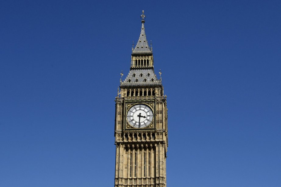 Big Ben... (Photo: Reuters)