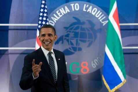 Le président américain Barack Obama veut ouvrir aux... (Photo: AFP)