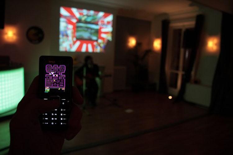 Les jeux pour téléphones portables seront au centre... (www.game-culture.jeuxvideo.org)