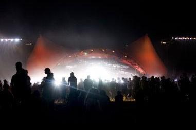Alors que la saison des festivals bat son plein, professionnels... (Photo: AFP)