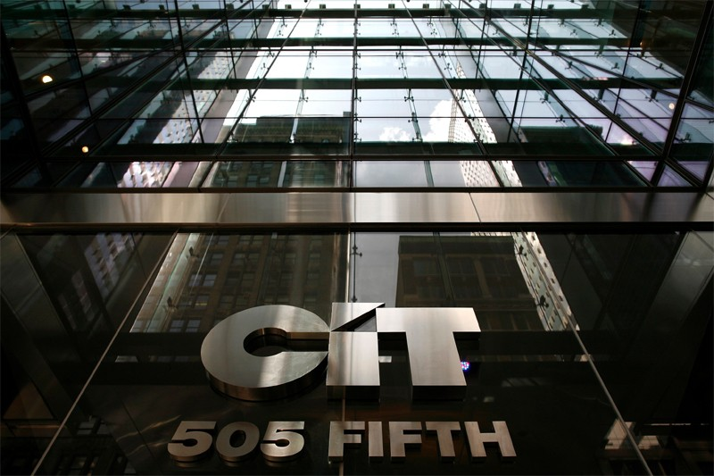 Les bureaux de CIT à New York.... (Reuters)