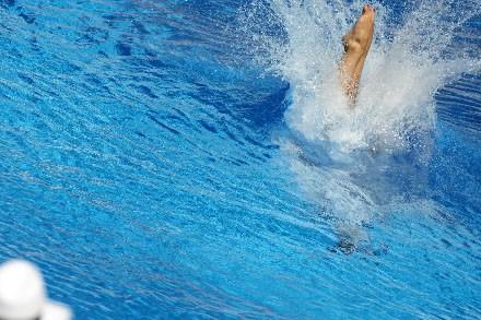 Les épreuves en eau libre du 5 km messieurs et dames des... (Photo: Reuters)
