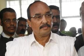 Le général Mohamed Ould Abdel Aziz... (Photo: AP)