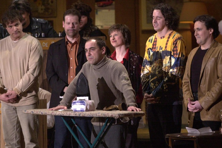 RBO au gala des Oliviers, en 2002.... (Photo: Bernard Brault, archives La Presse)