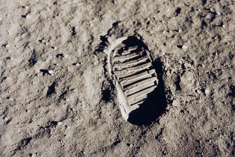 Le 40e anniversaire de la mission Apollo XI n'a pas inspiré... (Photo: AFP/NASA)