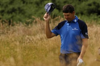 Padraig Harrington... (Photo: AP)