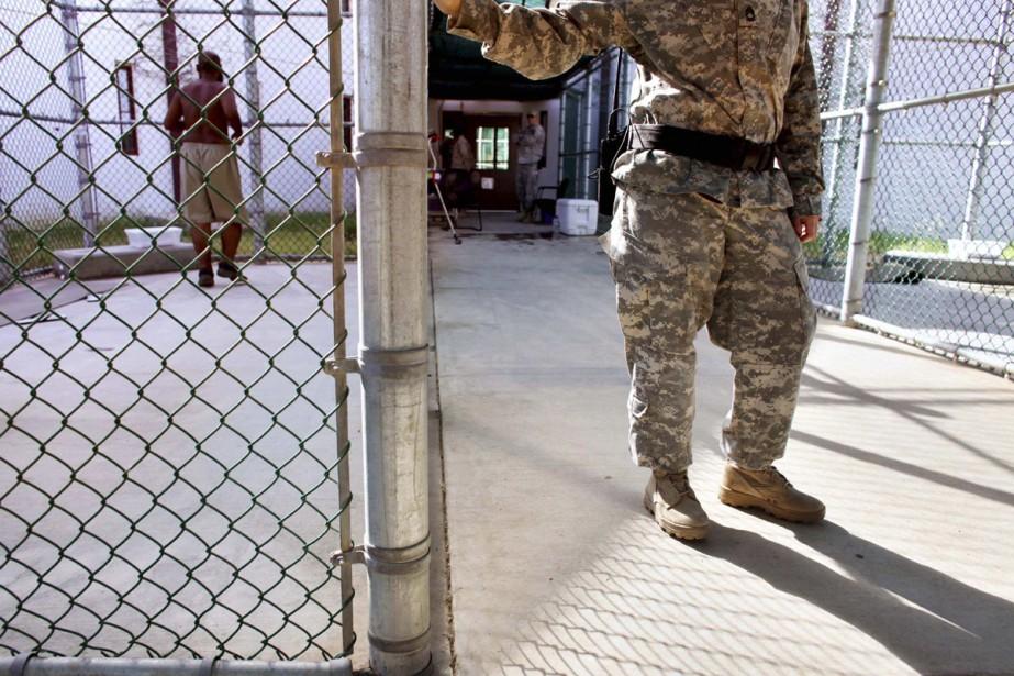 En dépit des retards des commissaires, la prison... (Photo Reuters)