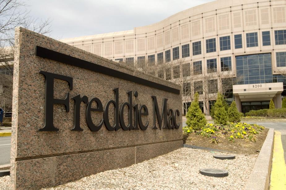 L'organisme de prêts hypothécaires semi-public Freddie... (Photo: Bloomberg News)