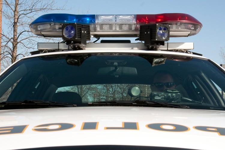 En ce dernier long week-end estival, les policiers de la... (Archives, LeDroit)