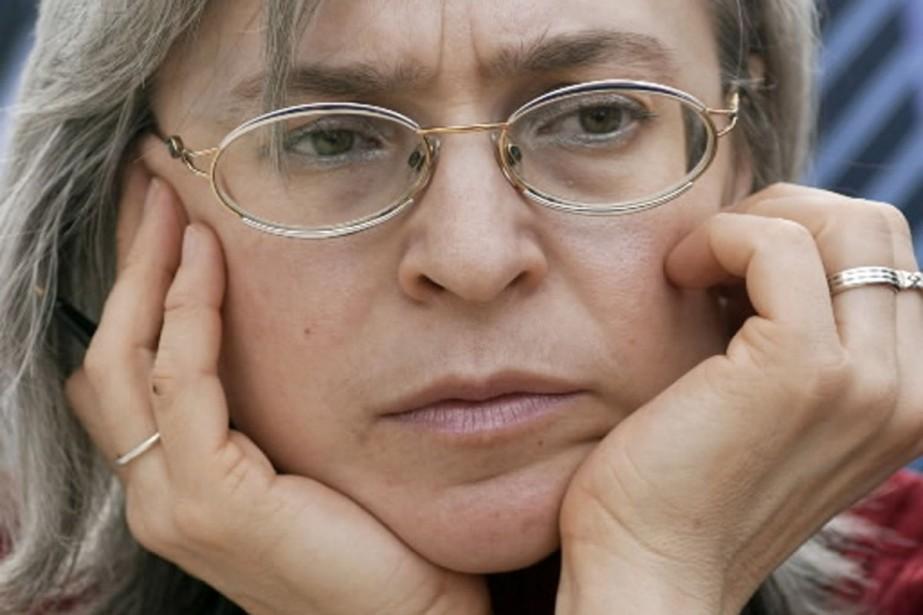 Anna Politkovskaïa a été tuée par balles le... (Photo AFP)