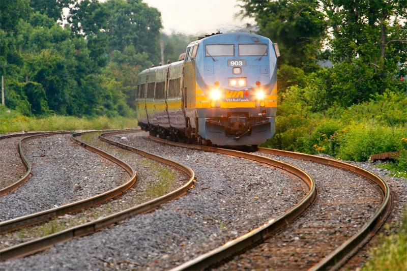 Via Rail croit être prête à faire face à la concurrence plus vive... (Reuters)