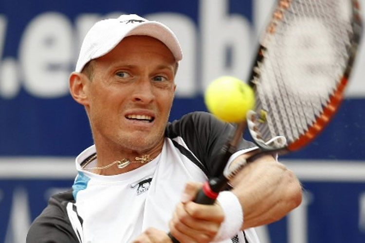 Nikolay  Davydenko... (Photo: AP)