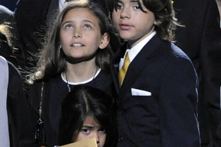 Les trois enfants de Michael Jackson: Paris Jackson,... (Photo: AP)