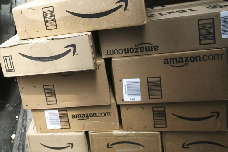 Le détaillant en ligne Amazon ouvrira cet automne un nouveau... (Photo: AP)