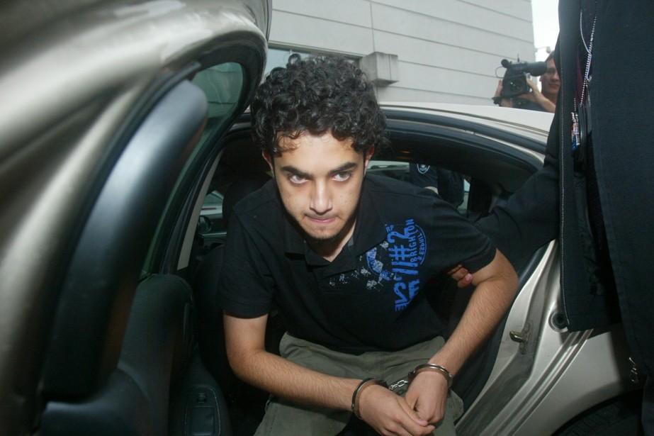Hamed Mohammad Shafia, le frère des victimes et... (Photo The Toronto Star)