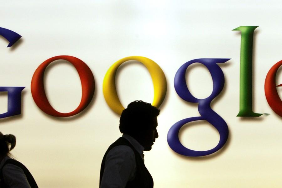 Le géant de la recherche sur internet Google met au... (Photo: Archives AFP)
