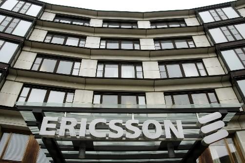 Le fabricant d'équipements de télécommunication Ericsson a vu son... (Photo: AP)