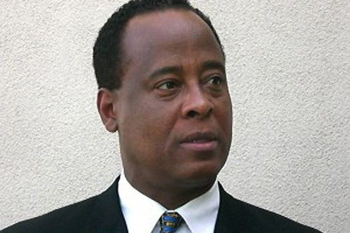 Le Dr Conrad Murray... (Photo: Reuters)