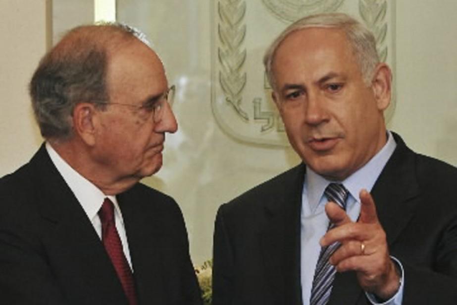 L'émissaire américain pour le Proche-Orient George Mitchell a... (Photo Reuters)