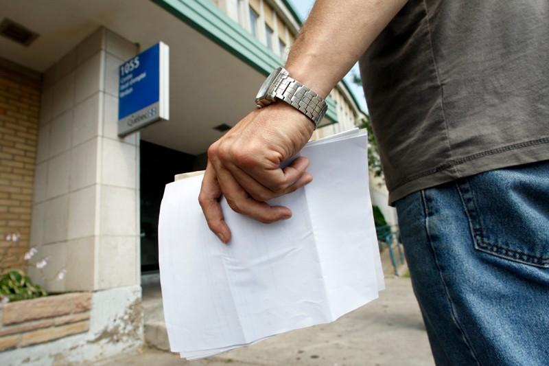 Autre indice que la reprise s'enracine... (Photo Martin Chamberland, La Presse)
