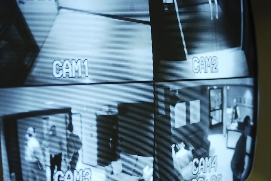 Localisation GPS dans le camion, caméras pour scruter... (Photothèque La Presse)