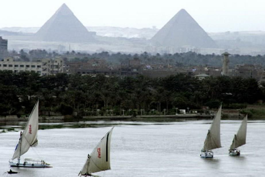L'Égypte prévoit que, même en conservant les accords... (Photo AP)
