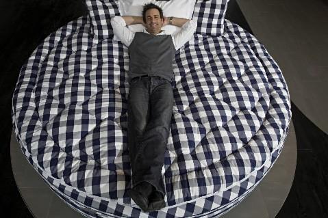 Les lits Hästens ne contiennent que les meilleurs... (Photo: Ivanoh Demers, La Presse)