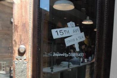 Le nouveau magasin de Starbucks à Seattle... (Photo: AFP)