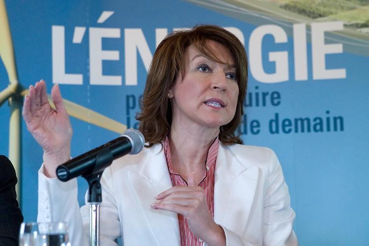 Nathalie Normandeau... (Photo: PC)