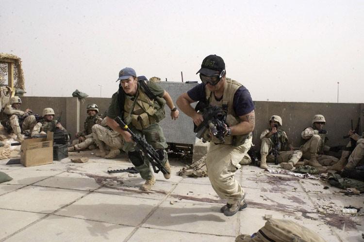 Des agents la société américaine Blackwater ont été... (Photo: AP)