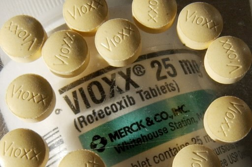 Mis sur le marché en 1999, le Vioxx... (Photo: AP)