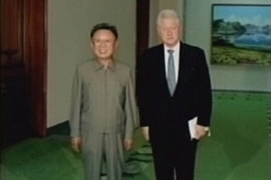 Selon l'agence officielle nord-coréenne, KCNA, qui a transmis... (Photo AFP)