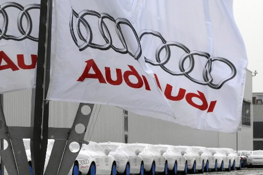 Le constructeur automobile haut de gamme Audi, filiale de... (Photo: AP)