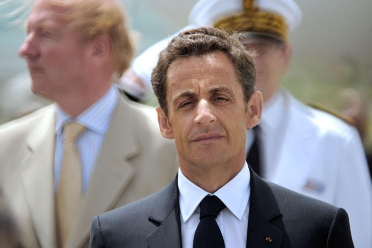 Nicolas Sarkozy, président de l'Union pour un mouvement... (Photo: AFP)