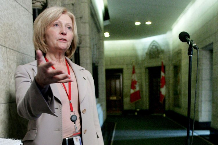 Carolyn Stewart-Olsen... (Archives Reuters)